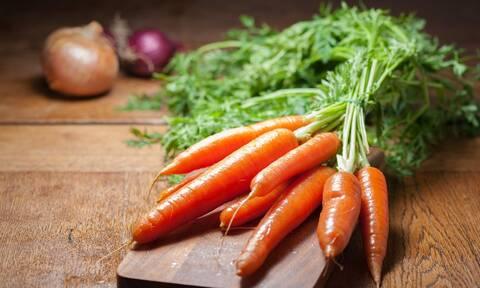 Έξι λόγοι για να εντάξετε το καρότο στην καθημερινή σας διατροφή