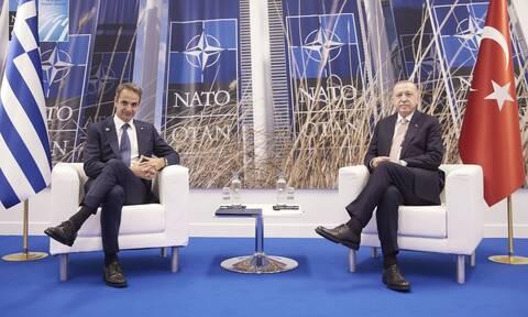 Μητσοτάκης – Ερντογάν: Ποιοι ήταν στη συνάντηση, τι συζήτησαν και τι συμφώνησαν στα Ελληνοτουρκικά