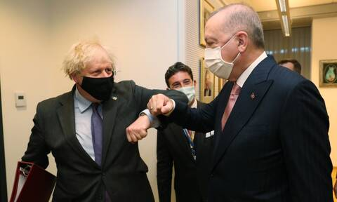 Ο Τζόνσον έβαλε στη θέση τον Ερντογάν για Κυπριακό - Η λύση θα έρθει μέσα από τον ΟΗΕ