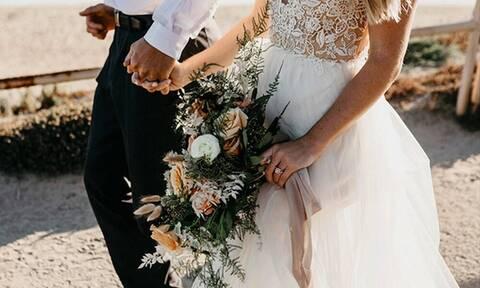 «Τρελάθηκε» με τη νύφη στο γάμο - Η αντίδραση του γαμπρού έγινε Viral