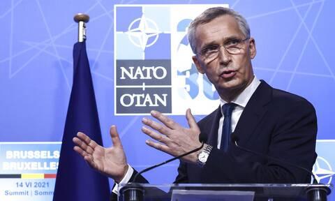 Στόλτεμπεργκ: Ανοίγουμε ένα νέο κεφάλαιο στο ΝΑΤΟ - Απειλή για την ασφάλεια οι ενέργειες Ρωσίας