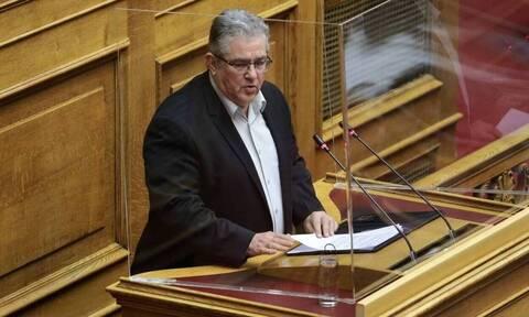 ΚΚΕ: Τα σχέδια του ΝΑΤΟ συνοδεύονται με λύσεις συνδιαχείρισης σε Αιγαίο και Ανατολική Μεσόγειο