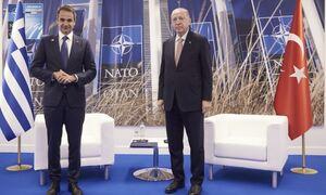 Μητσοτάκης για τη συνάντηση με Ερντογάν: Ελλάδα και Τουρκία είναι γείτονες, σημαντικός ο διάλογος