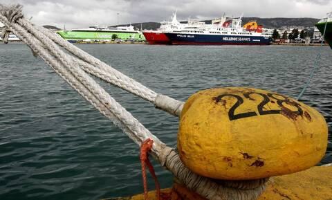 Δεμένα πλοία την Τετάρτη: Προσφυγή κατά της απεργίας των ναυτεργατών κατέθεσαν οι ακτοπλόοι