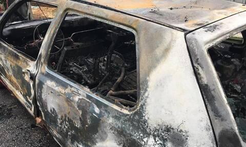 Φωτιά εμπρησμός αυτοκίνητο