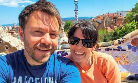 Ευτύχης Μπλέτσας: Η τρυφερή φωτογραφία με την εγκυμονούσα σύζυγό του