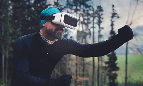 VR: Θεραπεύει κάτι απίστευτα σπάνιο που κανείς δεν περίμενε