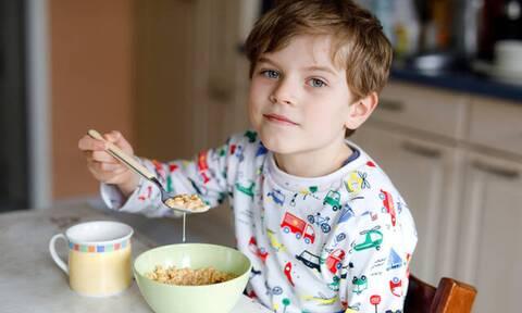 Συνταγές για υγιεινό πρωινό που τα παιδιά λατρεύουν