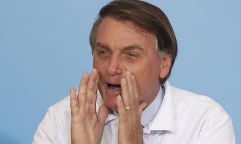 Βραζιλία: Ο πρόεδρος Μπολσονάρου ζήτησε από τη Pfizer να επισπεύσει την παράδοση εμβολίων