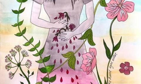 Παγκόσμια Ημέρα Γονιμότητας: Σκίτσα αποτυπώνουν τα συναισθήματα γυναικών