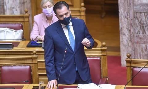 Γεωργιάδης: Για μένα είναι λόγος απόλυσης η άρνηση εμβολιασμού, μα δεν θα νομοθετήσουμε σχετικά