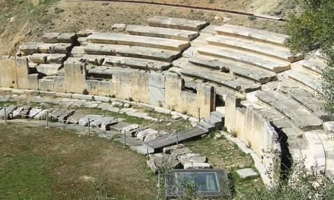 Αρχαιότητες Ροδόπη