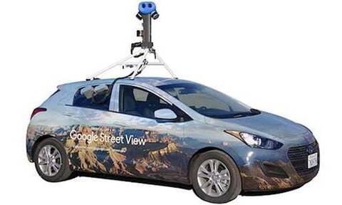 To Google Street View επιστρέφει στους δρόμους της Ελλάδας: Από ποιες πόλεις θα περάσει