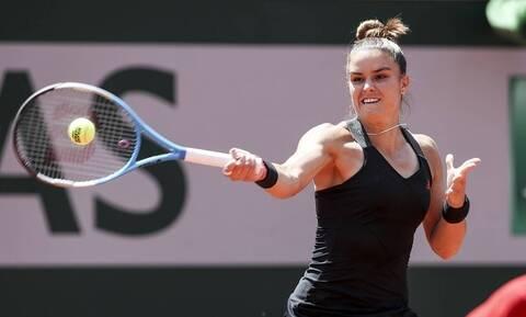 Μαρία Σάκκαρη: Γιόρτασε την επιτυχία της - Από το Roland Garros στην... πίστα με την Άννα Βίσση