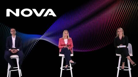 Η Forthnet γίνεται Nova. Μία νέα και δυναμική εποχή ξεκινά.