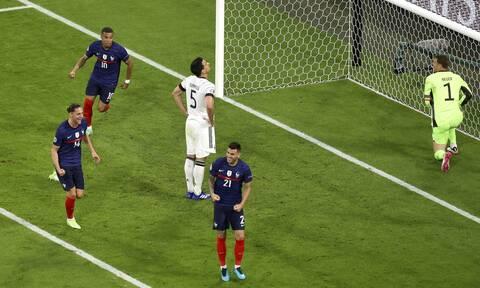 Euro 2020 - Γαλλία - Γερμανία