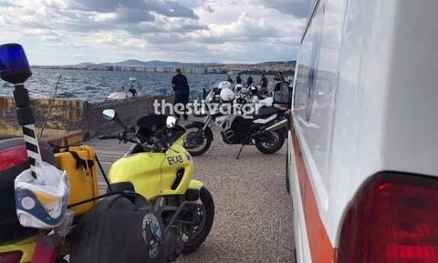 Τραγωδία στη Θεσσαλονίκη: Ηλικιωμένος ανασύρθηκε νεκρός από τον Θερμαϊκό