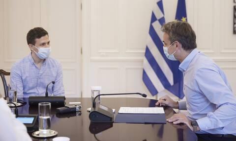 Μητσοτάκης: Τo μέλλον της καινοτομίας και του οικοσυστήματος τεχνολογίας στην Ελλάδα