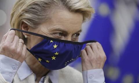 Στην Ελλάδα τη Πέμπτη (17/6) η πρόεδρος της Κομισιόν Ούρσουλα φον ντερ Λάιεν