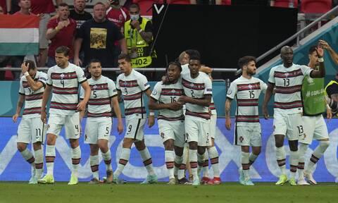 Ουγγαρία - Πορτογαλία Euro 2020