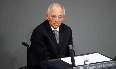Σόιμπλε: Μπορεί να φανταστεί ακόμη μια άλλη θητεία ως πρόεδρος του ομοσπονδιακού κοινοβουλίου