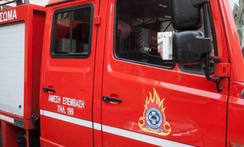 Θεσσαλονίκη: Φωτιά σε διαμέρισμα στο κέντρο της πόλης