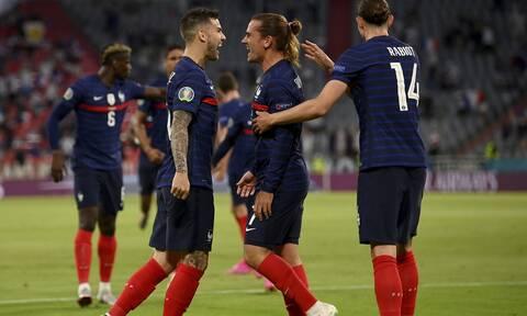 Γερμανία Γαλλία Euro