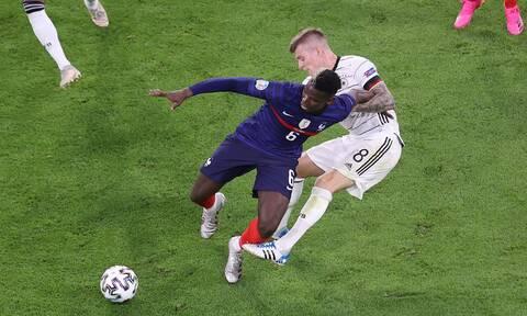 Γερμανία - Γαλλία, Euro 2020