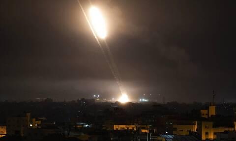 Νέα ένταση στη Μέση Ανατολή: Αεροπορικά πλήγματα του Ισραήλ στη Λωρίδα της Γάζας