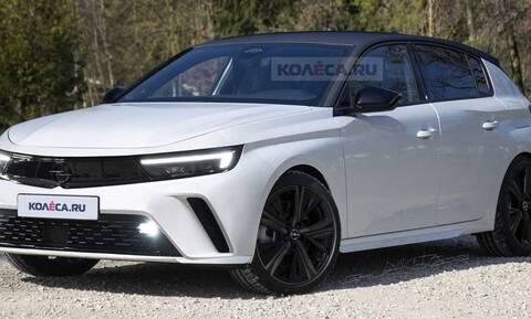 Έτσι θα είναι το νέο Opel Astra;