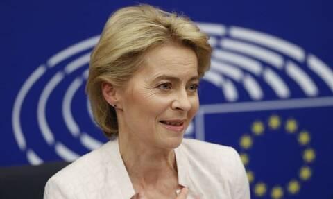 Ούρσουλα φον ντερ Λάιεν: Έρχεται στην Αθήνα με 7,5 δισ. ευρώ