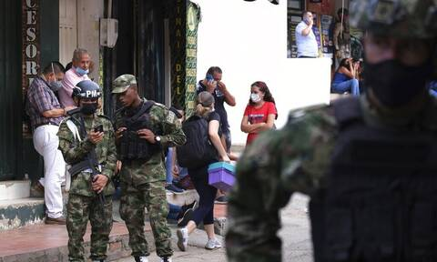 Κολομβία: Στους 36 οι τραυματίες από την έκρηξη του παγιδευμένου οχήματος σε στρατιωτική βάση