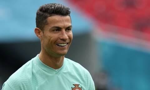 Euro 2020: Ο Ρονάλντο... κατρακύλησε τη μετοχή της Coca Cola - Η απάντηση της εταιρείας