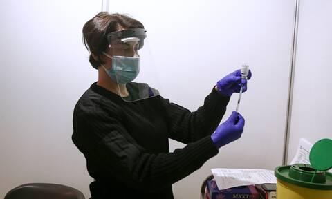 Εμβολιασμος εμβόλιο