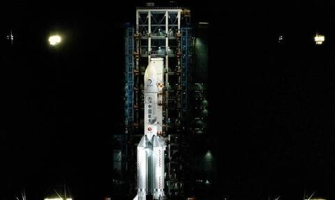 Китай рассчитывает на расширение сотрудничества с Россией в космосе