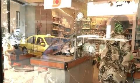 Αττική: Πρωτοφανές μπαράζ επιθέσεων τα ξημερώματα σε 6 σούπερ μάρκετ