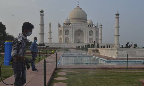 Ινδία - Ταζ Μαχάλ