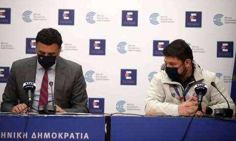 Κορονοϊός: Δεν θα πραγματοποιηθεί σήμερα η ενημέρωση του υπ. Υγείας