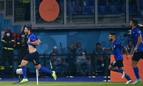 Euro 2020 Ιταλία - Ελβετία