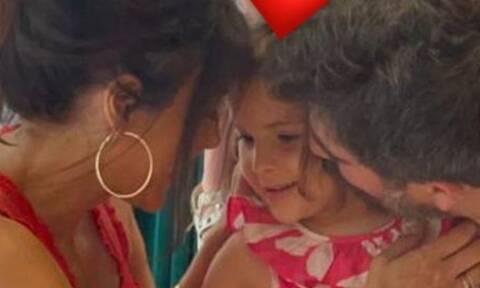 Η κόρη της Σίσσυς Φειδά έγινε 5 ετών και για 1η φορά βλέπουμε αυτές τις φώτο
