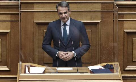 Mitsotakis: The new bill builds a modern work environment