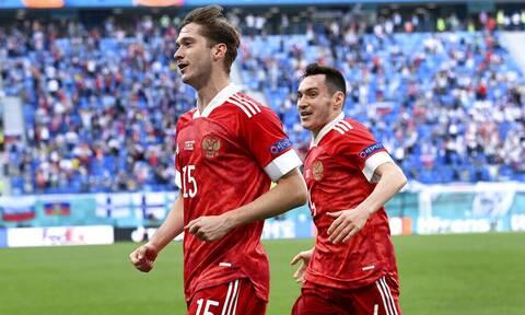 Euro 2020: Με γκολάρα του Μίραντσουκ οι Ρώσοι «καθάρισαν» τους Φινλανδούς (videos)