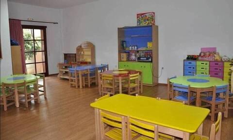 Δωρεάν στους παιδικούς σταθμούς του Δήμου Αθηναίων τα παιδιά τον Ιούνιο και τον Ιούλιο