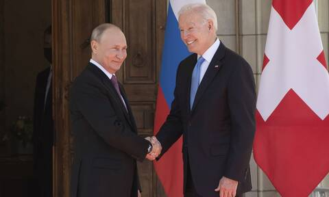 Συνάντηση Μπάιντεν – Πούτιν: Ολοκληρώθηκε το ραντεβού των δυο ηγετών