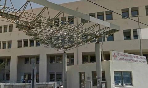 Κρήτη: Σοβαρές καταγγελίες για το νοσοκομείο Αγίου Νικολάου - Αναστολή λειτουργίας της ΜΕΘ Covid