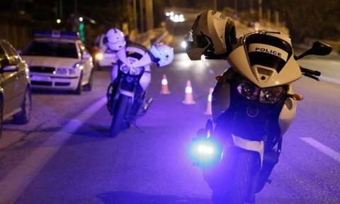 Κινηματογραφική καταδίωξη μέσα στην πόλη της Κοζάνης – Σύλληψη του οδηγού για ναρκωτικά