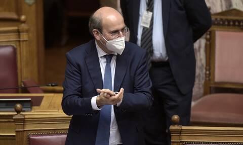 Χατζηδάκης για εργασιακό νομοσχέδιο: Περιμένουμε εξηγήσεις από τον ΣΥΡΙΖΑ