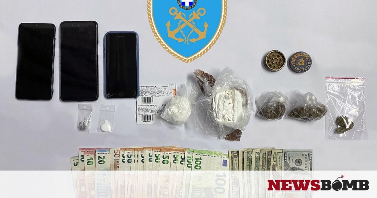 Τρεις συλλήψεις αλλοδαπών για ναρκωτικά σε Ραφήνα και Μύκονο – Newsbomb – Ειδησεις