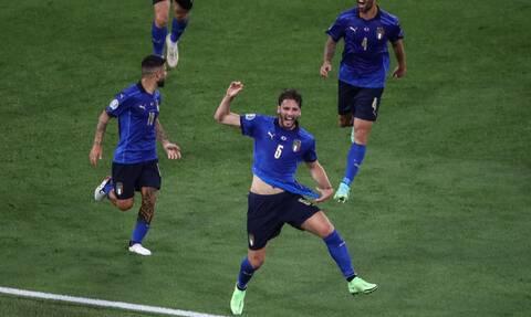 Ιταλία - Ελβετία, Euro 2020