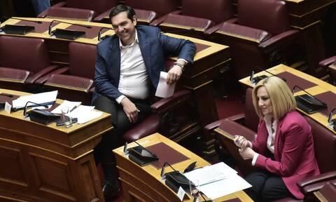 Η προοδευτική διακυβέρνηση και πάλι στο τραπέζι – O Τσίπρας πετάει το γάντι στη Γεννηματά